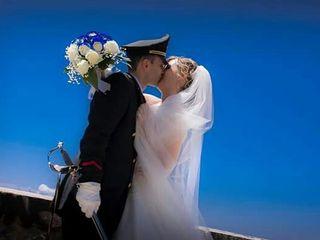 Le nozze di Azzurra e Orlando 1