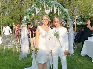 Le nozze di Federica e Valentina