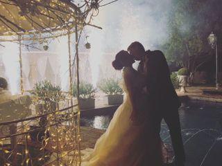 Le nozze di Mayla  e Luca