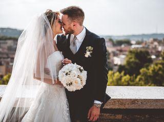 Le nozze di Sara e Giulian