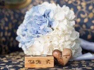 Le nozze di Cynthia e Ziad 3