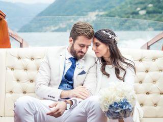 Le nozze di Cynthia e Ziad