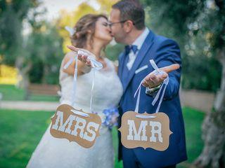 Le nozze di Stefano e Grazia 1
