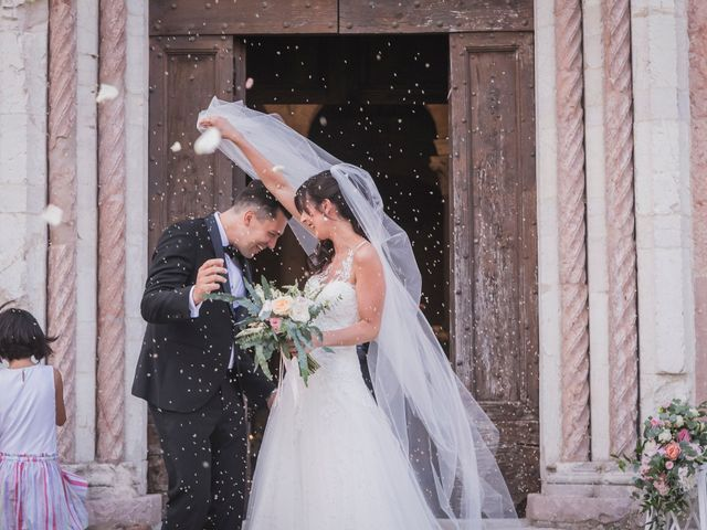 Il matrimonio di Andrea e Jessica a Perugia, Perugia 9