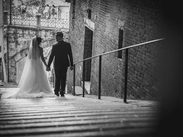 Il matrimonio di Andrea e Jessica a Perugia, Perugia 13