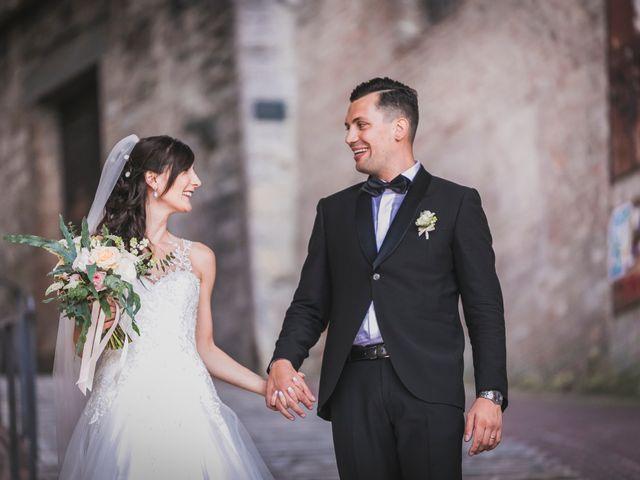Il matrimonio di Andrea e Jessica a Perugia, Perugia 16