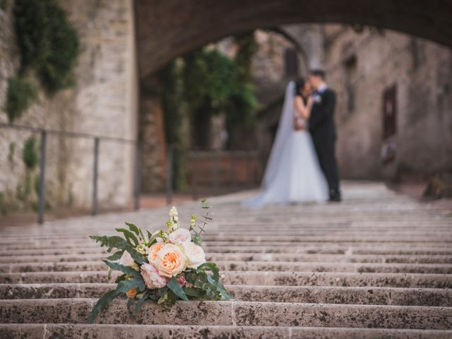 Il matrimonio di Andrea e Jessica a Perugia, Perugia 17