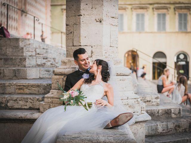 Il matrimonio di Andrea e Jessica a Perugia, Perugia 20