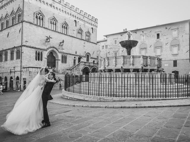 Il matrimonio di Andrea e Jessica a Perugia, Perugia 21