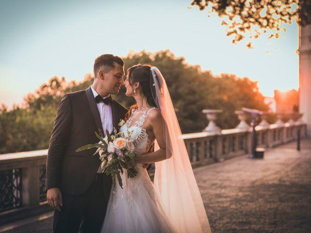 Il matrimonio di Andrea e Jessica a Perugia, Perugia 22