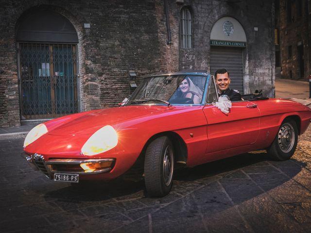 Il matrimonio di Andrea e Jessica a Perugia, Perugia 25