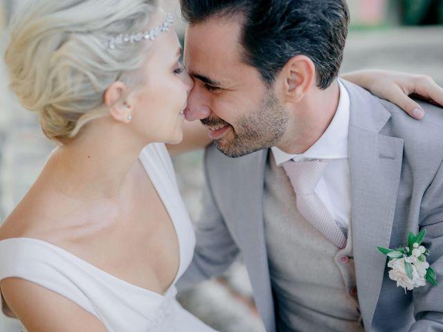 Le nozze di Anastasiia e Alessandro