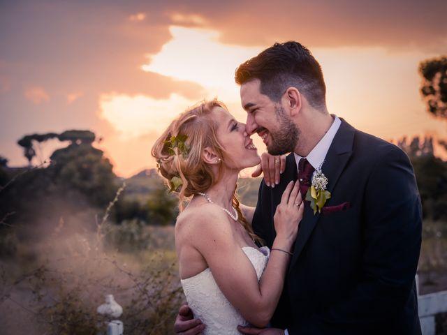 Le nozze di Rachele e Tiziano