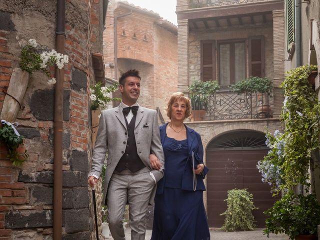 Il matrimonio di Fabrizio e Pamela a Orvieto, Terni 5