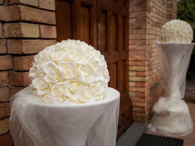 Il matrimonio di Fabrizio e Pamela a Orvieto, Terni 7