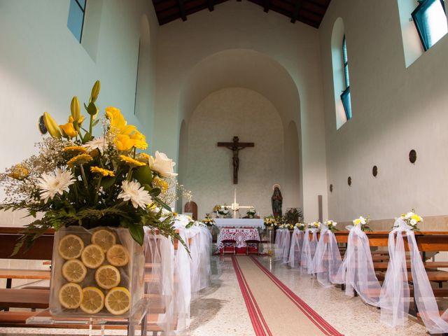 Il matrimonio di Fabrizio e Pamela a Orvieto, Terni 8