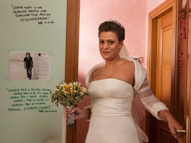 Il matrimonio di Fabrizio e Pamela a Orvieto, Terni 9