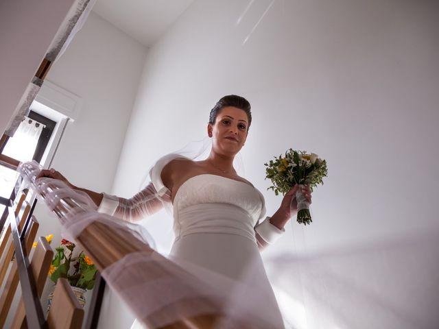 Il matrimonio di Fabrizio e Pamela a Orvieto, Terni 11