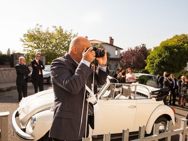 Il matrimonio di Fabrizio e Pamela a Orvieto, Terni 12