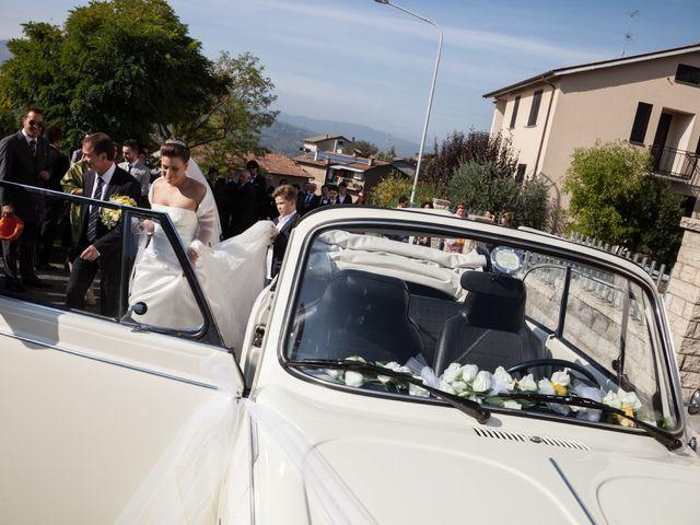 Il matrimonio di Fabrizio e Pamela a Orvieto, Terni 13