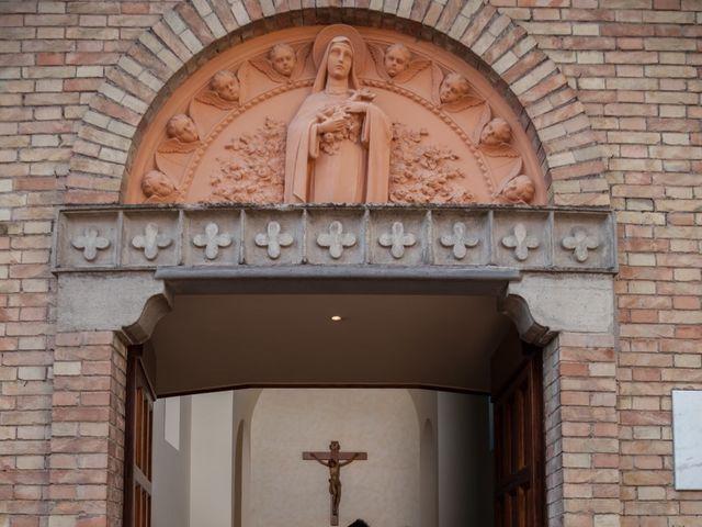 Il matrimonio di Fabrizio e Pamela a Orvieto, Terni 14
