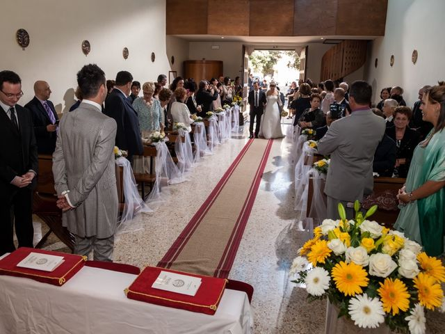 Il matrimonio di Fabrizio e Pamela a Orvieto, Terni 15