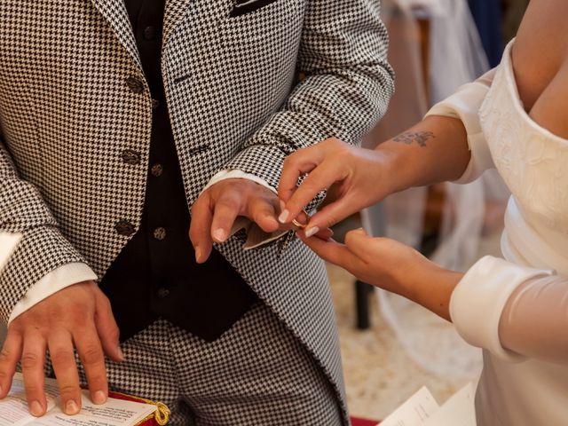 Il matrimonio di Fabrizio e Pamela a Orvieto, Terni 18