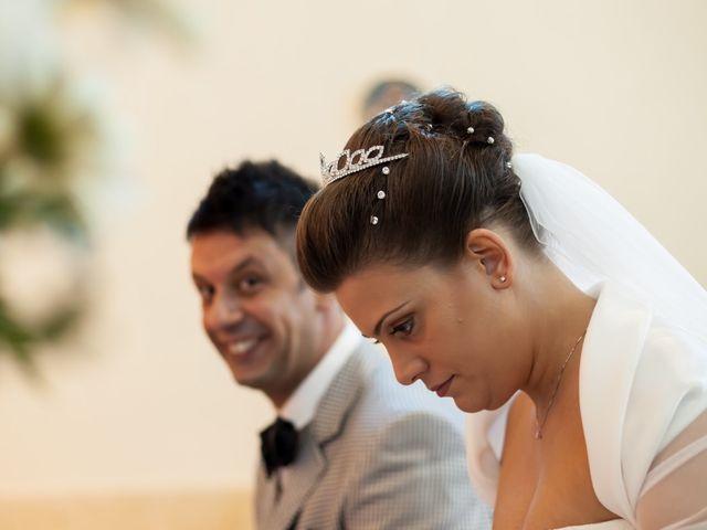 Il matrimonio di Fabrizio e Pamela a Orvieto, Terni 21