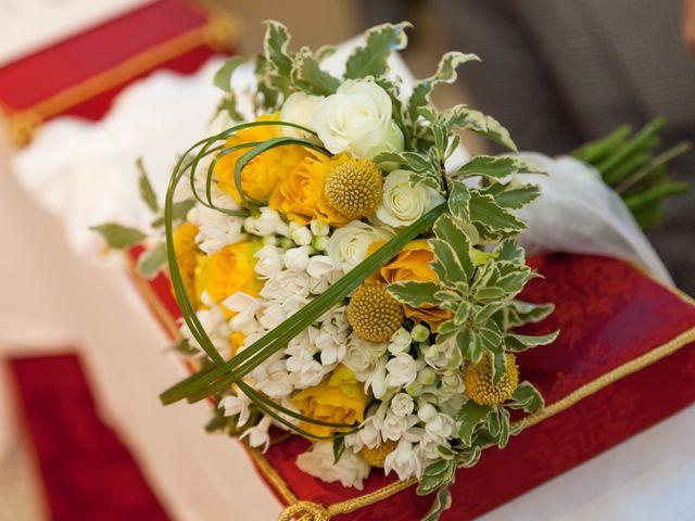 Il matrimonio di Fabrizio e Pamela a Orvieto, Terni 22