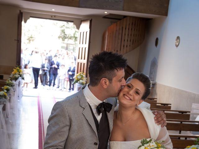 Il matrimonio di Fabrizio e Pamela a Orvieto, Terni 24