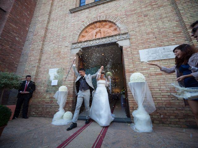 Il matrimonio di Fabrizio e Pamela a Orvieto, Terni 25