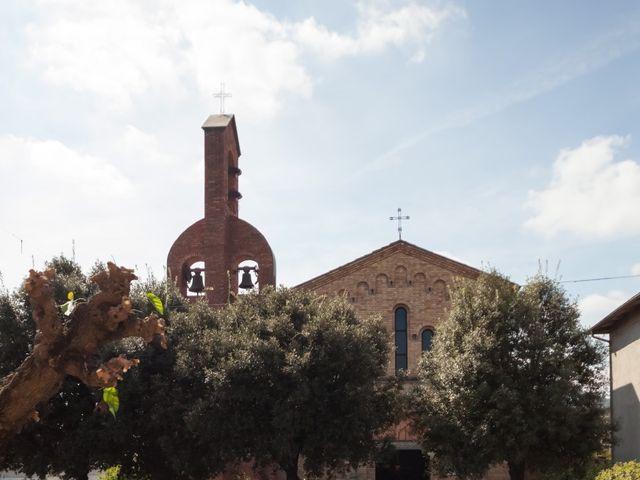 Il matrimonio di Fabrizio e Pamela a Orvieto, Terni 26