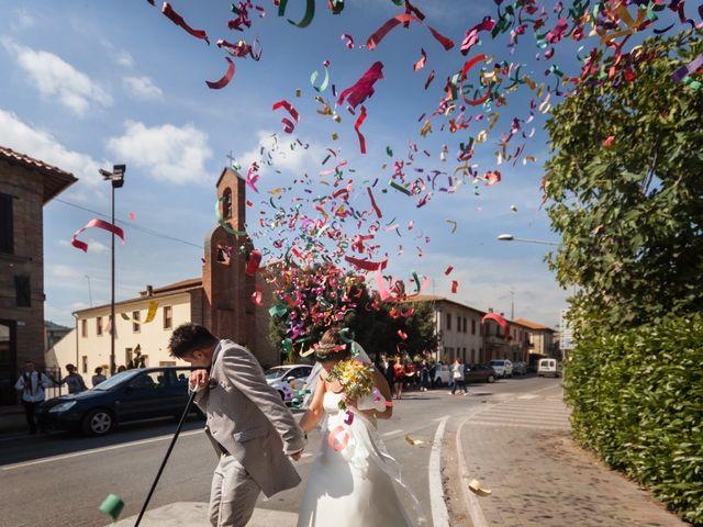 Il matrimonio di Fabrizio e Pamela a Orvieto, Terni 1