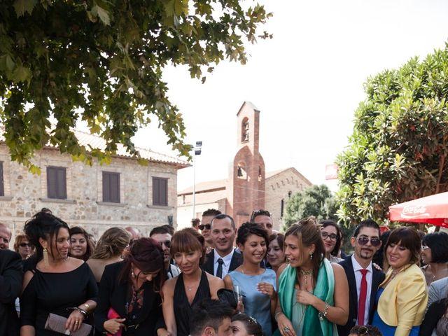 Il matrimonio di Fabrizio e Pamela a Orvieto, Terni 32