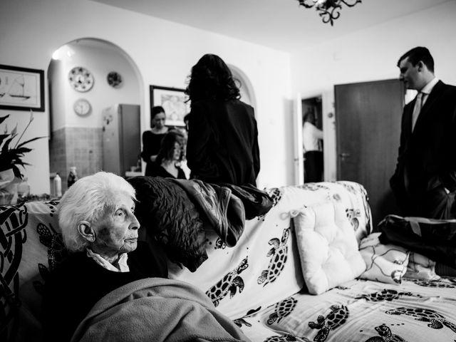 Il matrimonio di Franco e Vania a Castiglione della Pescaia, Grosseto 12