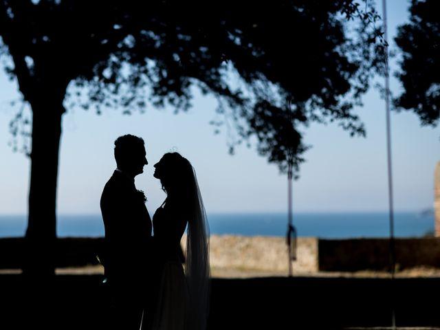 Il matrimonio di Franco e Vania a Castiglione della Pescaia, Grosseto 75