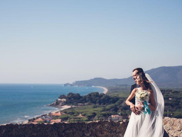 Il matrimonio di Franco e Vania a Castiglione della Pescaia, Grosseto 77