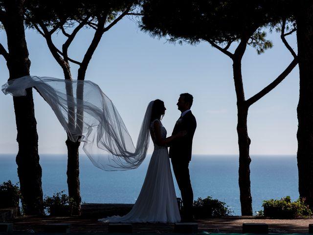 Il matrimonio di Franco e Vania a Castiglione della Pescaia, Grosseto 80