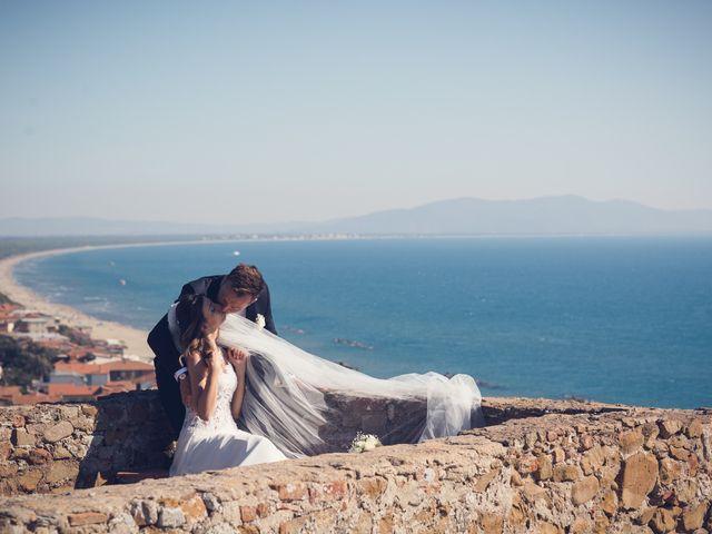 Il matrimonio di Franco e Vania a Castiglione della Pescaia, Grosseto 82