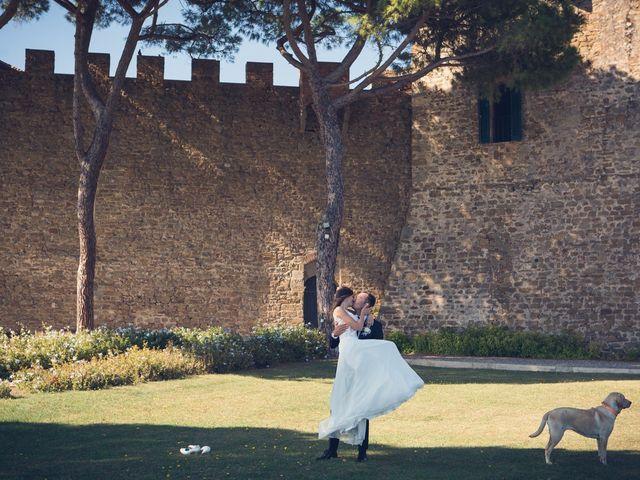Il matrimonio di Franco e Vania a Castiglione della Pescaia, Grosseto 83