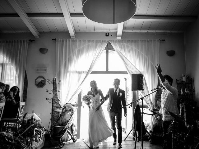 Il matrimonio di Franco e Vania a Castiglione della Pescaia, Grosseto 86