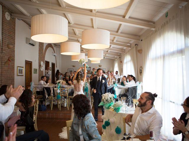 Il matrimonio di Franco e Vania a Castiglione della Pescaia, Grosseto 87