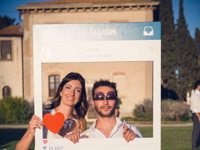 Il matrimonio di Franco e Vania a Castiglione della Pescaia, Grosseto 95