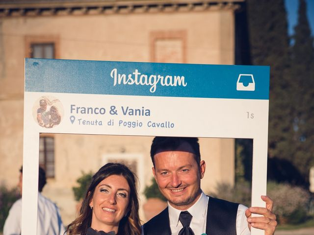 Il matrimonio di Franco e Vania a Castiglione della Pescaia, Grosseto 97