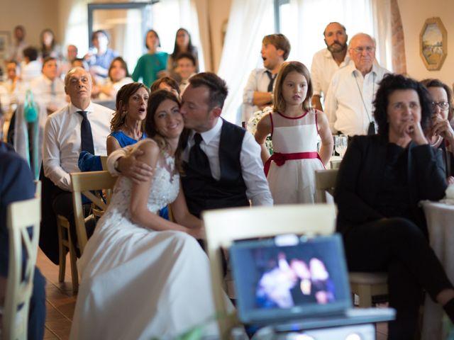 Il matrimonio di Franco e Vania a Castiglione della Pescaia, Grosseto 99