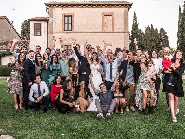 Il matrimonio di Franco e Vania a Castiglione della Pescaia, Grosseto 105