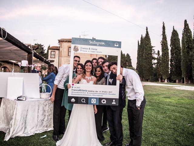 Il matrimonio di Franco e Vania a Castiglione della Pescaia, Grosseto 107
