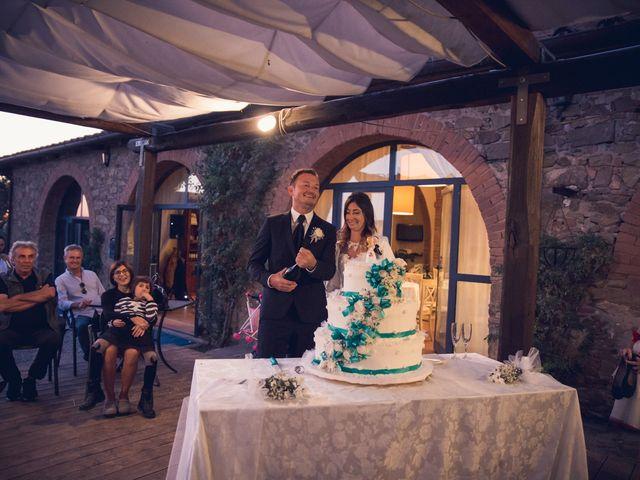 Il matrimonio di Franco e Vania a Castiglione della Pescaia, Grosseto 114