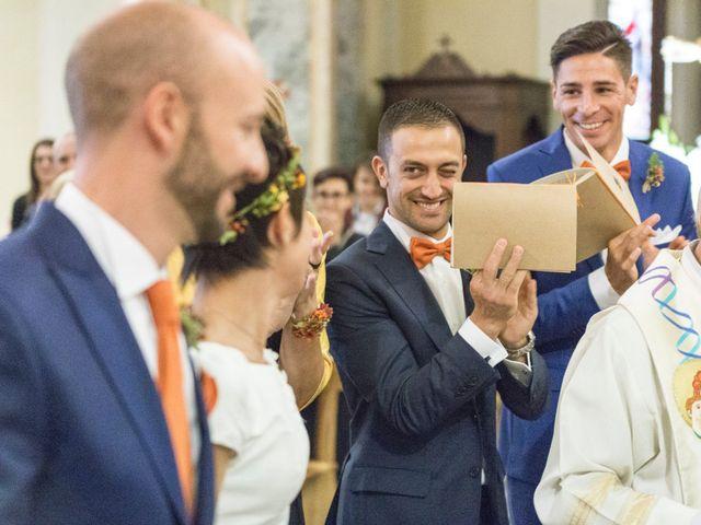 Il matrimonio di Daniele e Greta a Solaro, Milano 7