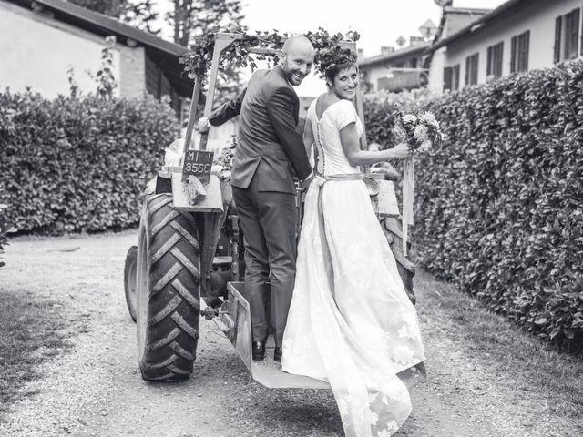 Il matrimonio di Daniele e Greta a Solaro, Milano 12